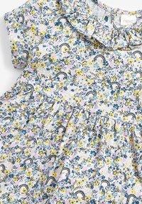 Next - 2 PACK - Day dress - blue - 5