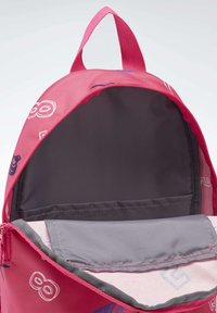 Reebok Classic - ALLOVER PRINT BACKPACK SMALL - Tagesrucksack - pink - 2