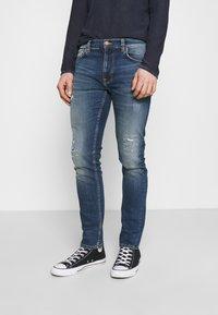Nudie Jeans - LEAN DEAN - Slim fit jeans - born blue - 0