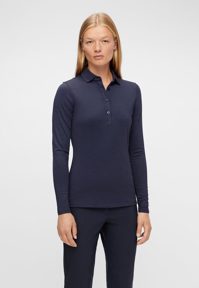JLI - Polo shirt - navy melange