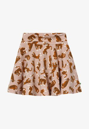 TIGER SKIRT - A-line skirt - rose