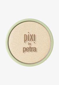 Pixi - GLOW-Y POWDER 10.2G - Highlighter - cream-y gold - 0