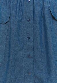 Selected Femme Petite - SLFCLARISA SHORT SKIRT - Minisukně - medium blue denim - 2