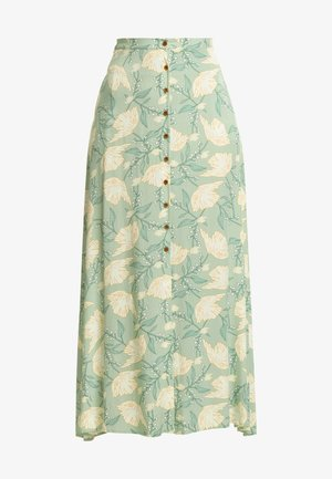 Jupe longue - green