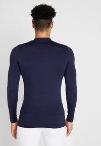 Lacoste Sport - UNDERLAYER - Funktionströja - navy blue - 2