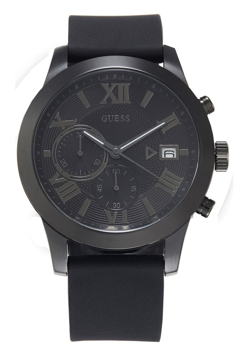 Guess - Chronograph watch - black