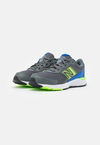New Balance - YP680BL6 UNISEX - Neutral running shoes - grey - 1