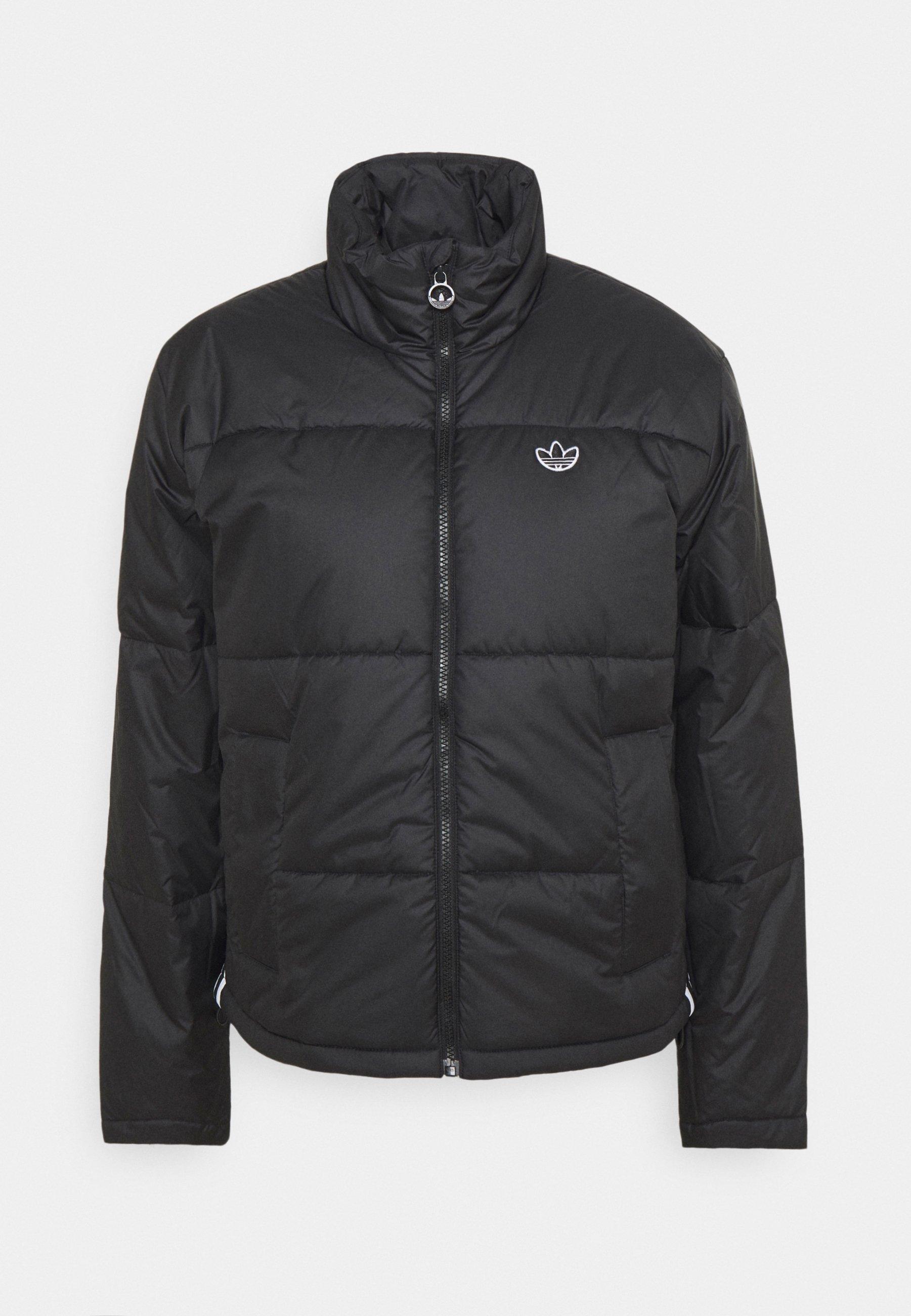 adidas Originals SLIM JACKET Veste mi saison blacknoir