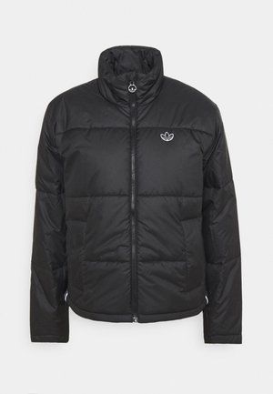 PUFFER WINTER MIDWEIGHT JACKET - Light jacket - black
