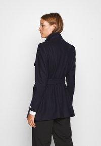 Ted Baker - ROSESS - Classic coat - navy - 2