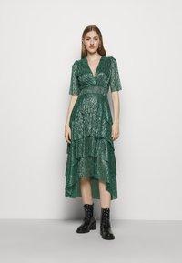 maje - RUFFINE - Suknia balowa - vert - 0