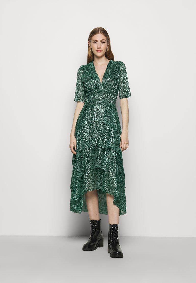 maje - RUFFINE - Suknia balowa - vert