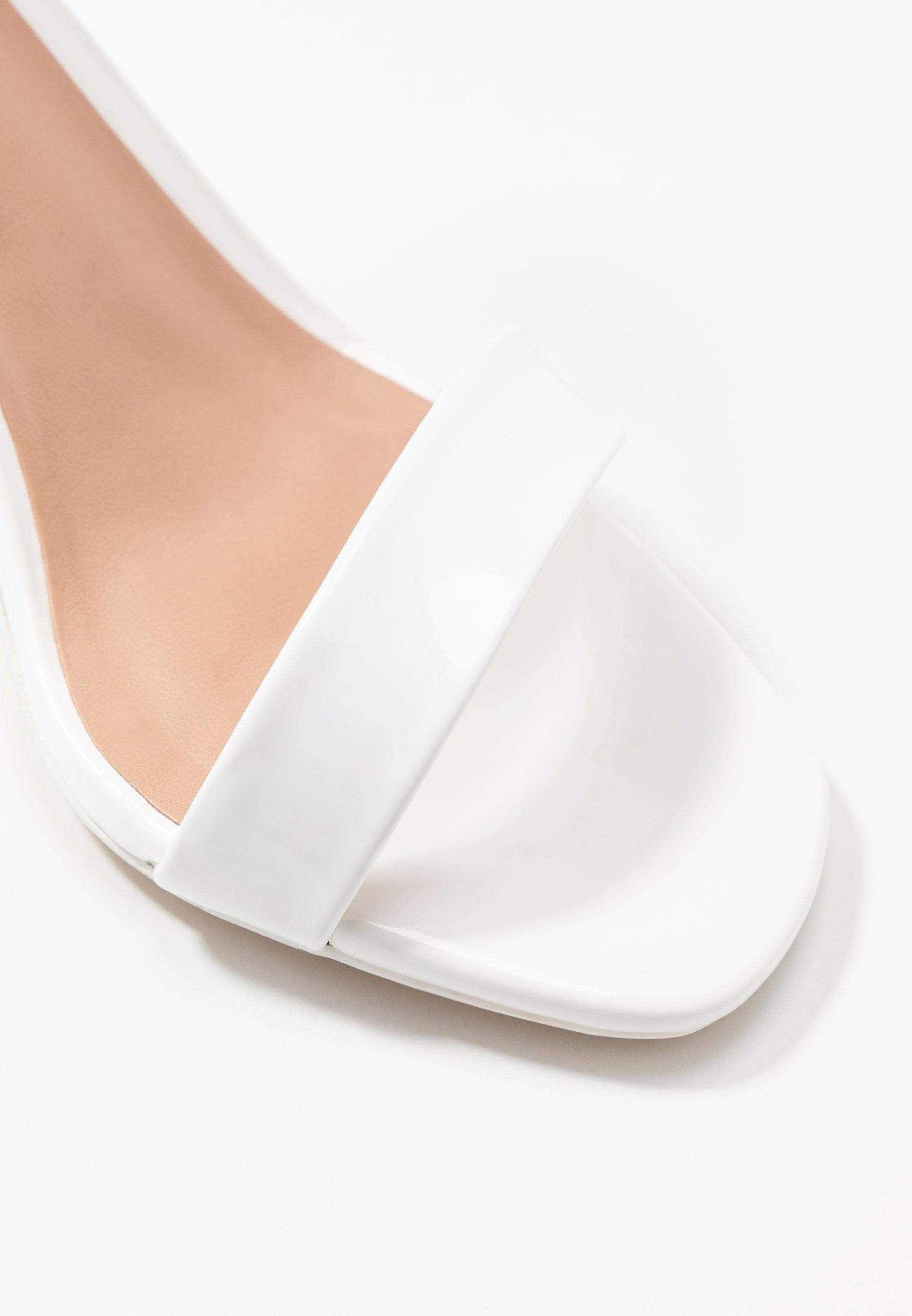 Call It Spring Ella - Højhælede Sandaletter / Sandaler White