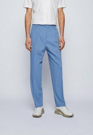 PRIS - Suit trousers - blue