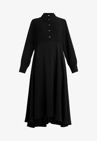 Rika - ROSA DRESS - Vestido camisero - black - 5
