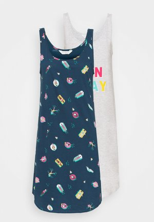 LILO BUS 2 PACK - Nightie - grey mix