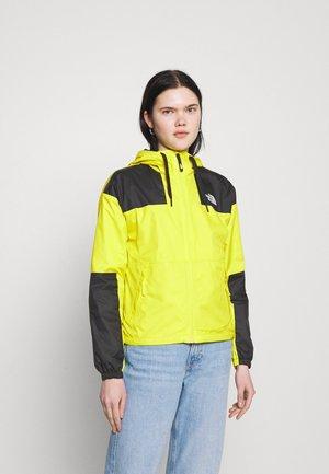 SHERU JACKET - Summer jacket - sulphur spring green