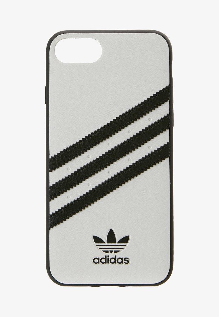 Descompostura no pueden ver Alérgico  adidas Originals MOULDED CASE FOR IPHONE 6/6S/7/8 - Funda para móvil -  white/black/blanco - Zalando.es
