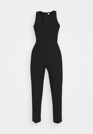 PEONIA - Jumpsuit - black