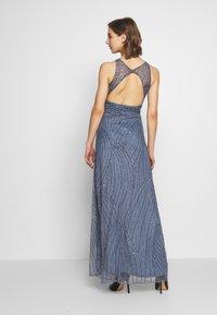 Lace & Beads - RALAH - Suknia balowa - dusty blue - 2