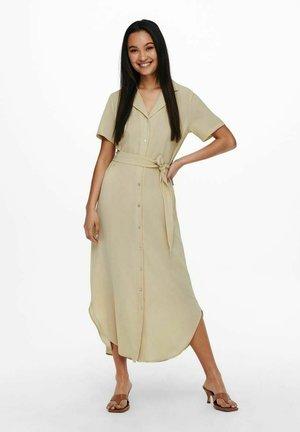 Maxi dress - brown rice