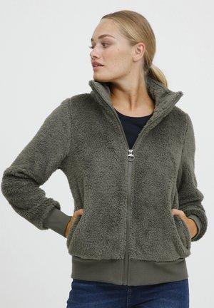 ANNEKA - Fleece jacket - grey