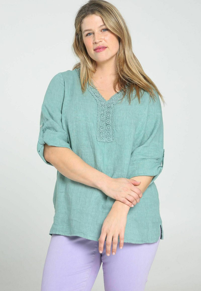 Paprika - Long sleeved top - mint