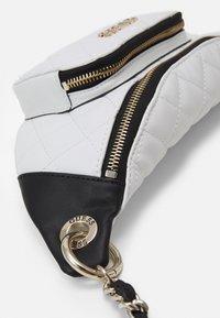 Guess - ILLY CROSSBODY BELT BAG - Bum bag - white multi - 2