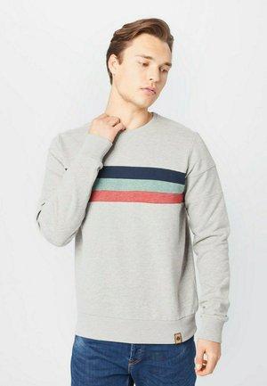 GAAT DE BAK - Sweater - graumeliert
