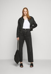Agolde - REWORKED - Straight leg jeans - pave - 1
