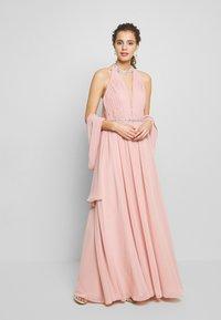 Luxuar Fashion - Vestido de fiesta - rouge - 0