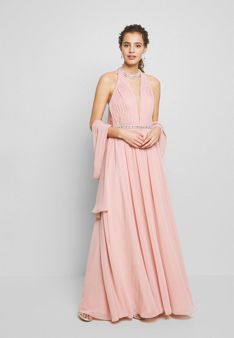 Luxuar Fashion - Vestido de fiesta - rouge