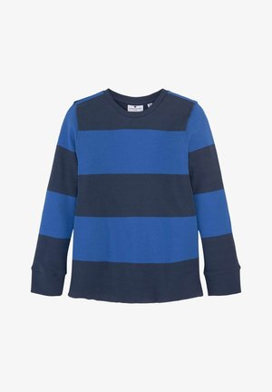 Strickpullover - strong blue|blue