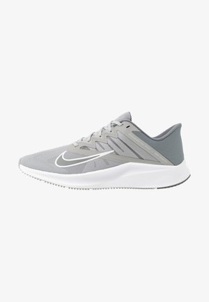 QUEST 3 - Neutrala löparskor - light smoke grey/smoke grey/white