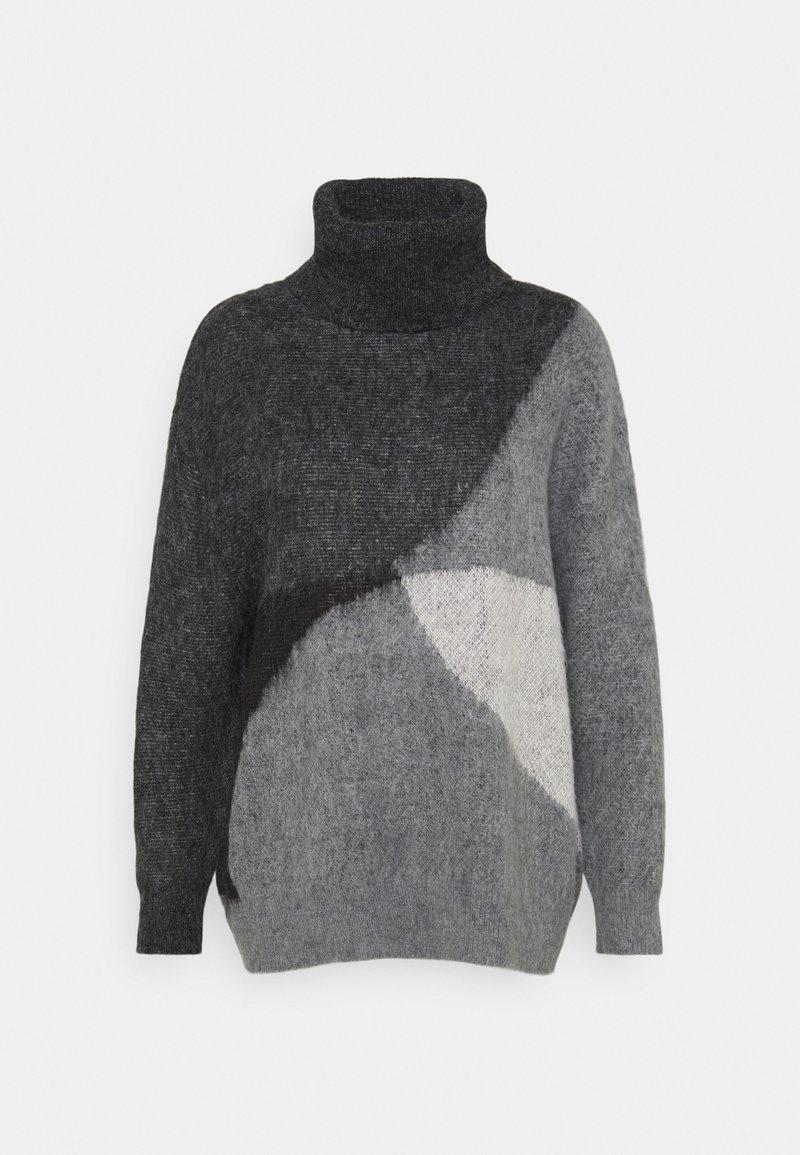 comma casual identity - Jumper - dark grey