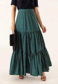 IVY & OAK - Maxi skirt - green - 0