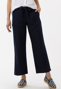 BRAX - STYLE MAINE - Trousers - navy - 0