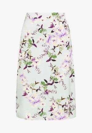 MAXI SKIRT - A-line skirt - jade mint