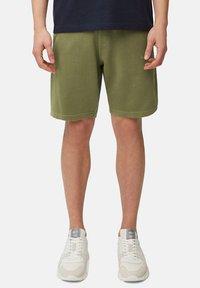 Marc O'Polo - Shorts - aged oak - 4