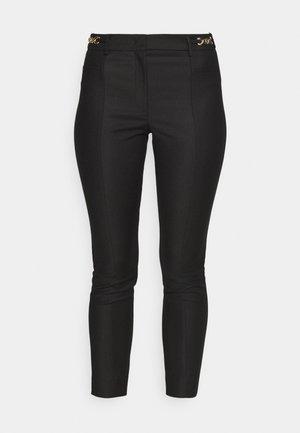 NUPAR - Trousers - nero