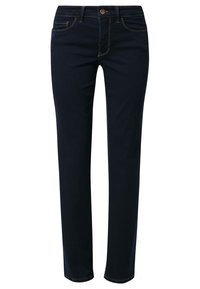 MAC Jeans - MELANIE - Straight leg jeans - dark rinsed - 3