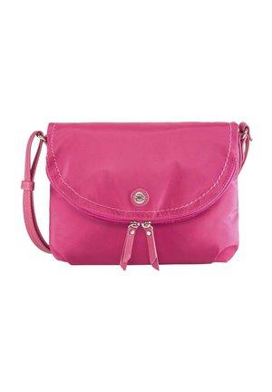 BAGS ÜBERSCHLAGTASCHE VENEZIA - Across body bag - pink /pink