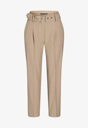 KATE - Trousers - camel