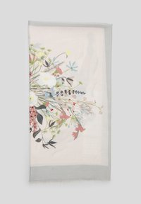s.Oliver - Foulard - cream placed print - 4