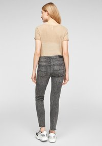 QS by s.Oliver - Blouse - beige - 2
