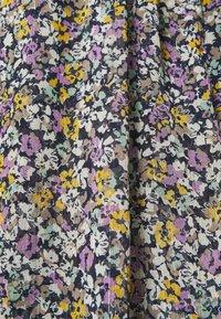 NAF NAF - BETTY - Maxi skirt - betty bleu marine - 5