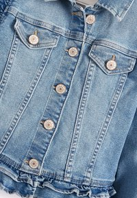 Next - FRILL - Denim jacket - blue denim - 2