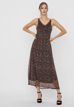 VMKAY SINGLET - Maxi dress - black