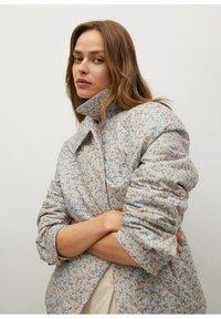 Mango - Light jacket - himmelblau - 3