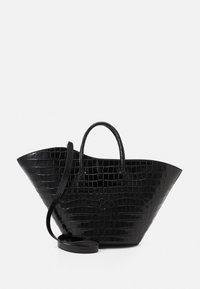 Little Liffner - OPEN TULIP MEDIUM - Handbag - black - 1